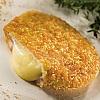 Kipfilet opgevuld met ham en kaas